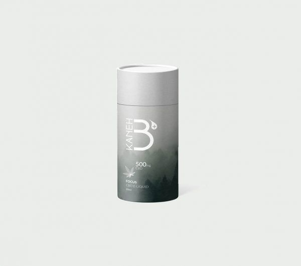 Kaneh-B Focus combines plant extracts with CBD to improve your focus