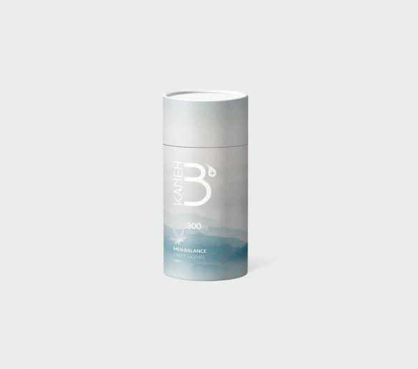 Kaneh-B Male Balance E-Liquid helps with hormonal balance